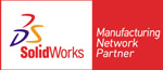 SolidWorks Mfg Partner Logo